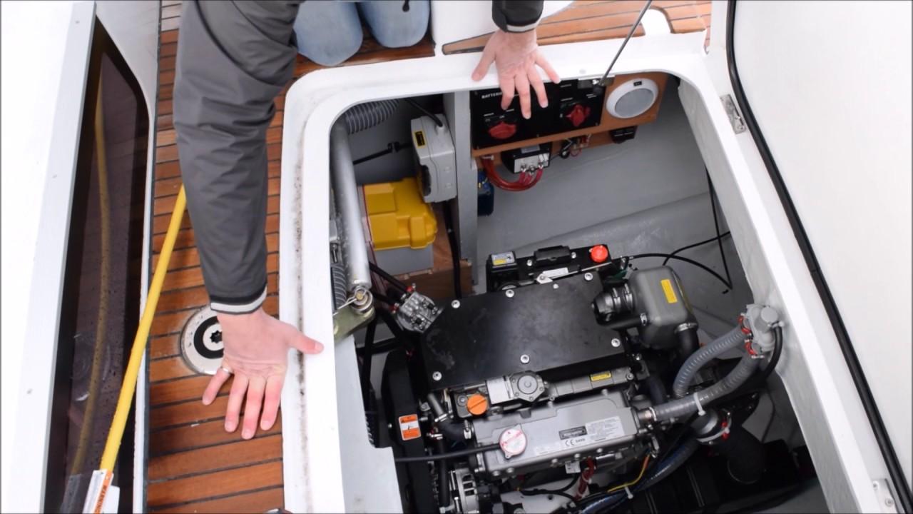 moteur du lagoon 42